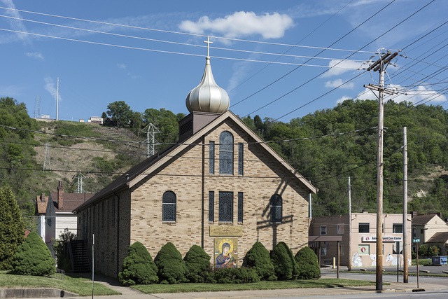 [Our Lady of Perpetual Help Ukranian Catholic Church, Wheeling, West Virginia]