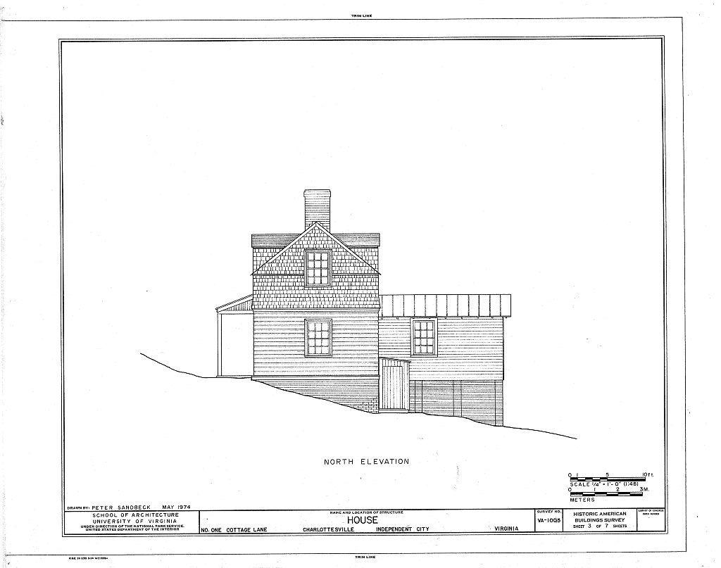 1 Cottage Lane (House), Charlottesville, Charlottesville, VA