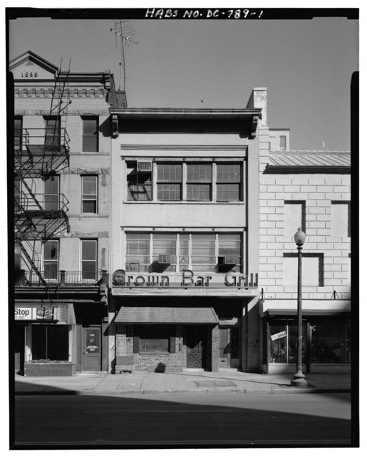 1005 E Street, Northwest (Commercial), Square 347, Washington, District of Columbia, DC