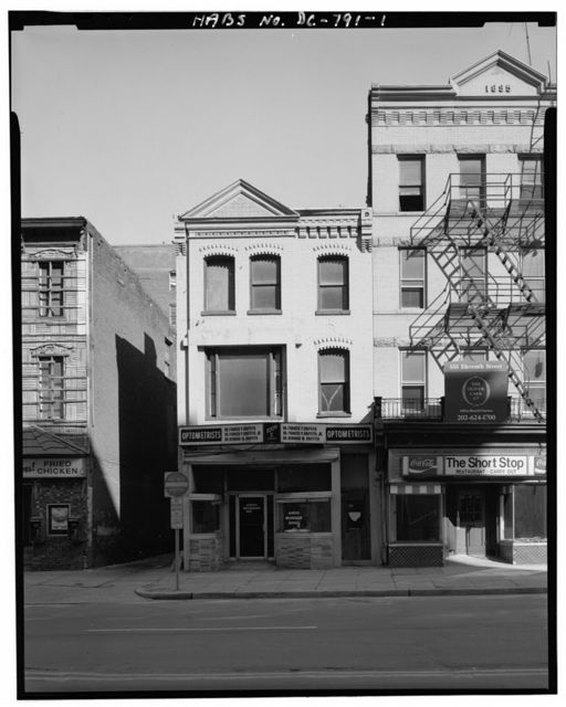 1009 E Street, Northwest (Commercial), Square 347, Washington, District of Columbia, DC