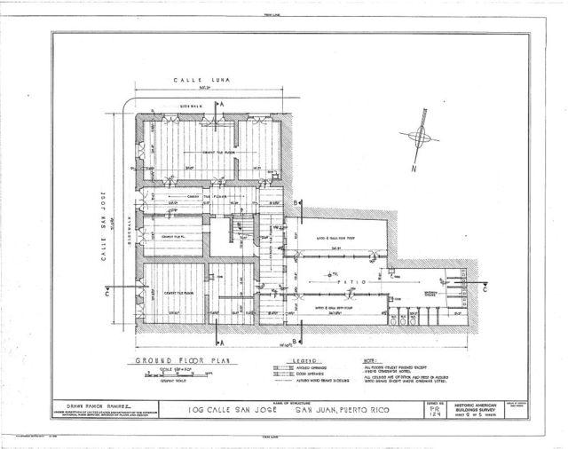 106 Calle San Jose (House), 106 Calle San Jose, San Juan, San Juan Municipio, PR