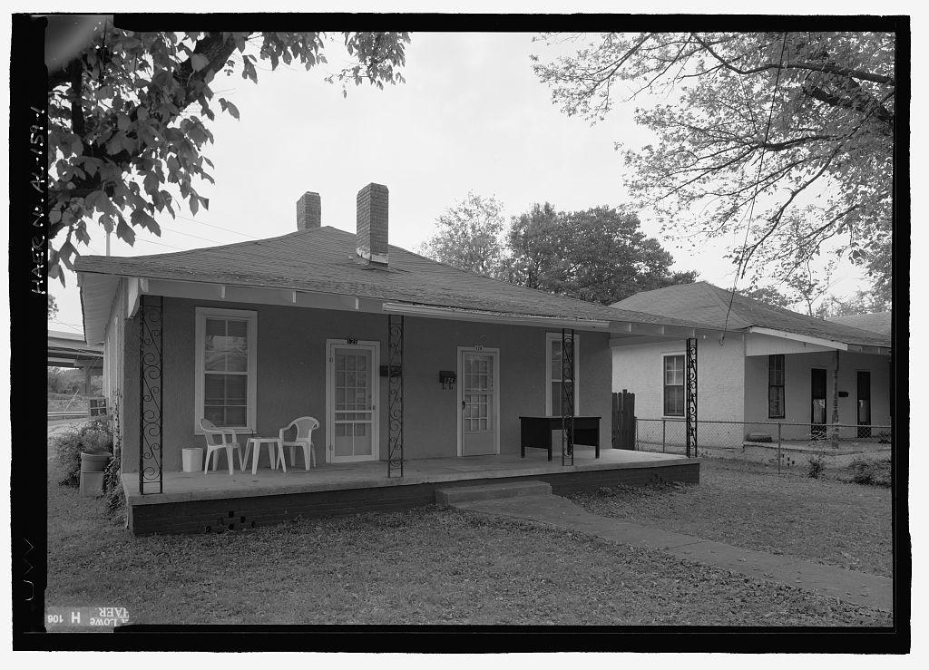 124-126 King Avenue (House & Outbuilding), 124-126 King Avenue, Huntsville, Madison County, AL