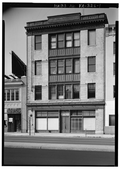 1322-1324 West Broad Street (Commercial Building), Richmond, Independent City, VA