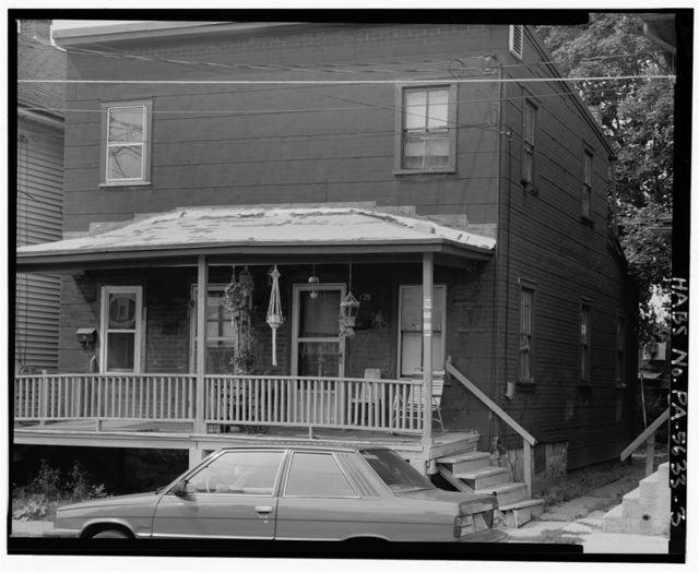 135-137 Breckenridge Street (House), Gettysburg, Adams County, PA