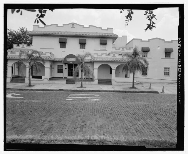 1417 North Albany Avenue/1934 West Laurel Street (House), 1417 North Albany Avenue/1934 West Laurel Street, Tampa, Hillsborough County, FL