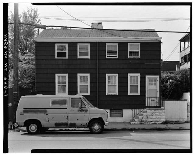 150-152 Oliver Street (House), 150-152 Oliver Street, Paterson, Passaic County, NJ