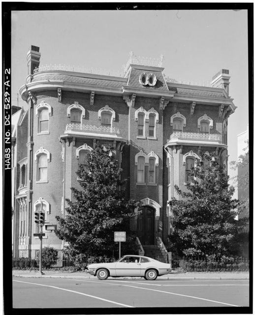 1500 Thirteenth Street Northwest (House), Washington, District of Columbia, DC