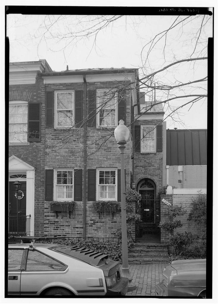 1520 Thirty-Third Street, Northwest (House), Washington, District of Columbia, DC