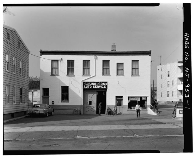 179-181 Oliver Street (Commercial Building), 179-181 Oliver Street, Paterson, Passaic County, NJ