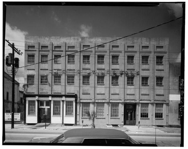 183-207 East Bay Street (Commercial Buildings), Charleston, Charleston County, SC