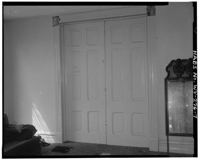 184 Zane Street (House), Wheeling, Ohio County, WV