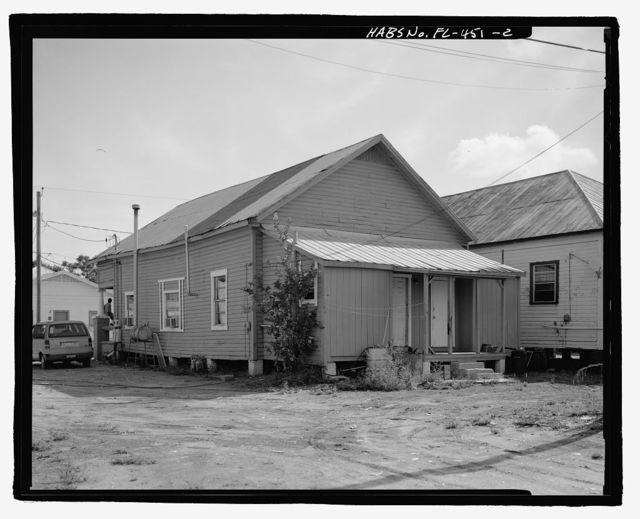 1909 East Fifteenth Avenue (House), Tampa, Hillsborough County, FL