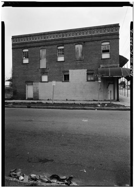 1913 North Howard Street (Commercial), Tampa, Hillsborough County, FL