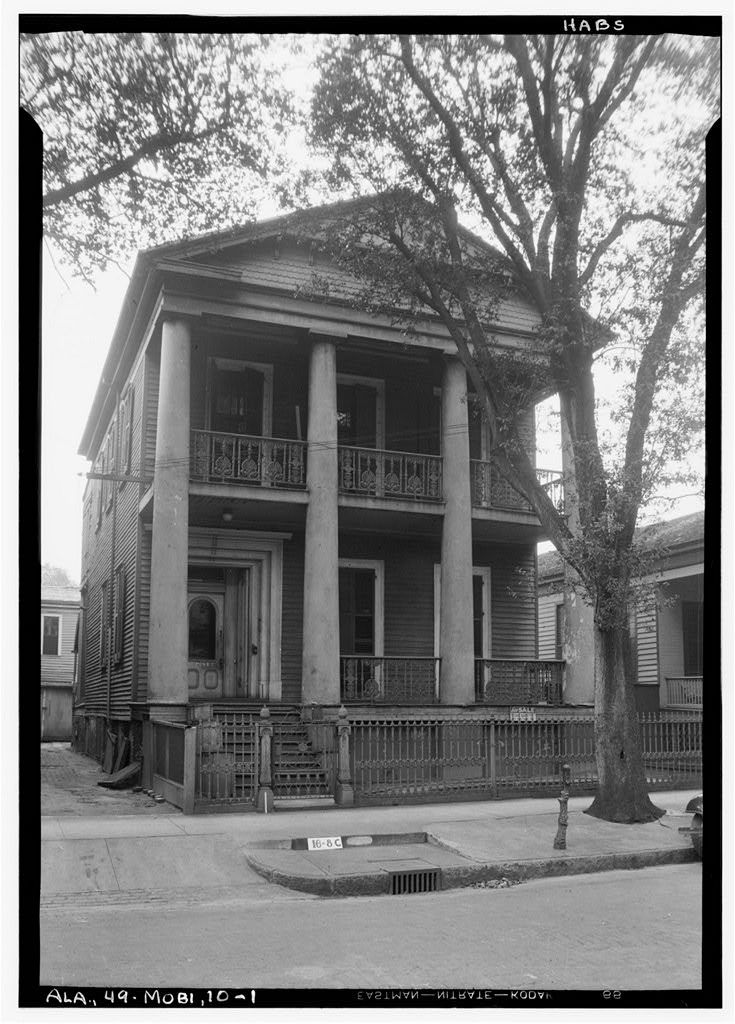 203 North Conception Street (Commercial Building), Mobile, Mobile County, AL