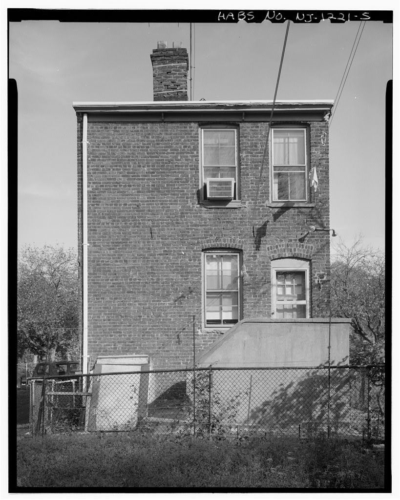 22 Sherman Street (House), Montclair, Essex County, NJ