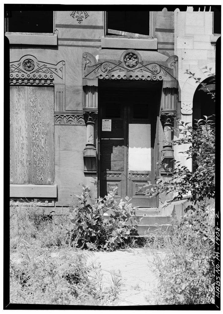 2221 Green Street (House), Philadelphia, Philadelphia County, PA
