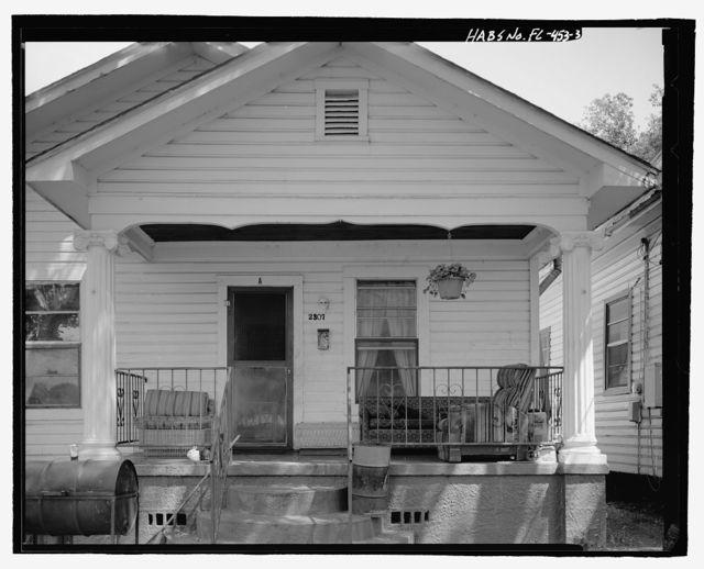 2307 North Twelfth Street (House), Tampa, Hillsborough County, FL