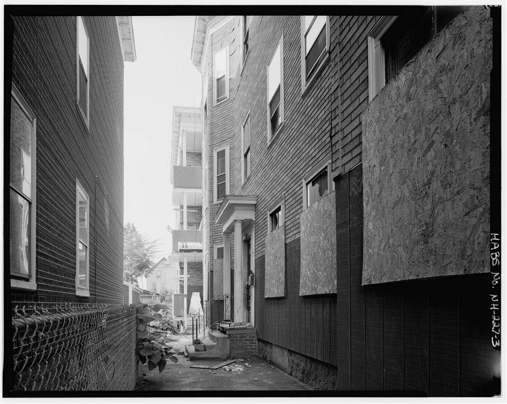 241 Cedar Street (Apartments), Manchester, Hillsborough County, NH