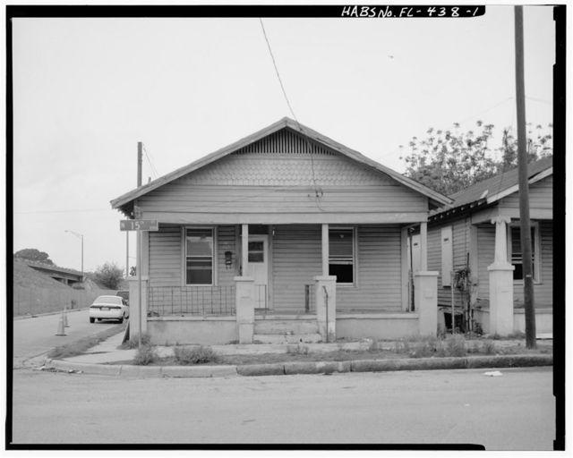 2502 North Fifteenth Street (House), Tampa, Hillsborough County, FL