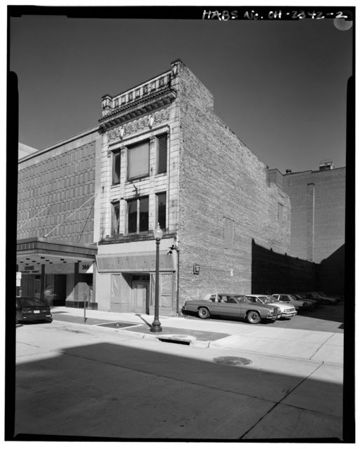 258 Federal Plaza West (Commercial Building), Youngstown, Mahoning County, OH