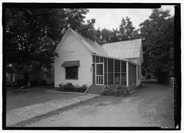 2709 Ninth Avenue (House), Huntsville, Madison County, AL