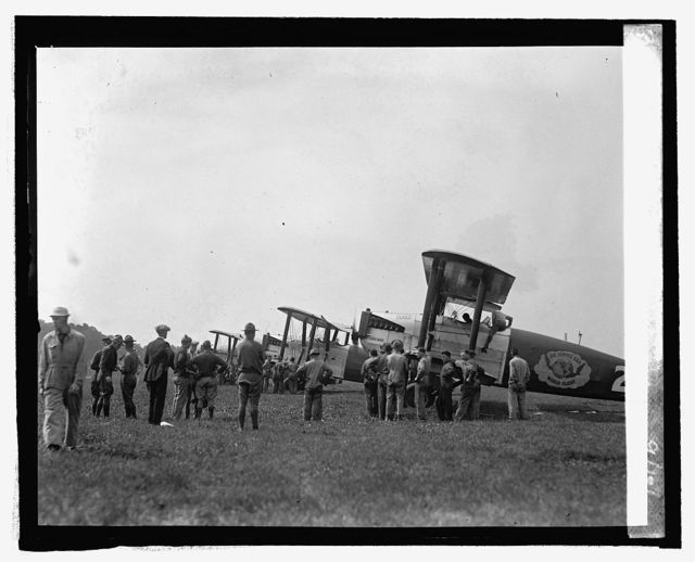3 planes of World Flyers, 9/13/24