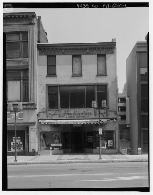 305 Lackawanna Avenue (Commercial Building), Scranton, Lackawanna County, PA