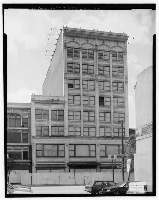 306-310 Lackawanna Avenue (Commercial Building), Scranton, Lackawanna County, PA