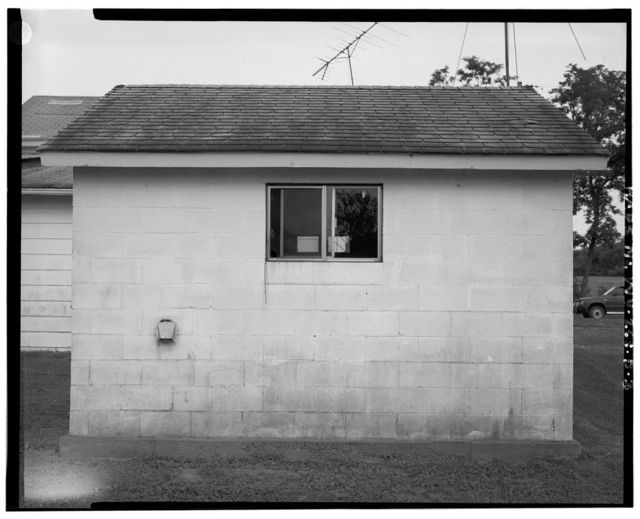 3240 Cyrus Road, Wash House, About 12 feet southwest of house, Cyrus, Wayne County, WV