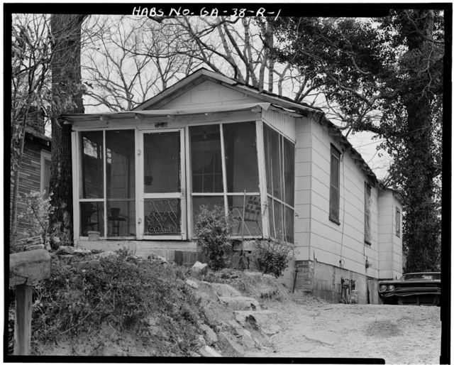 3353 Oak Valley Road (House), Atlanta, Fulton County, GA