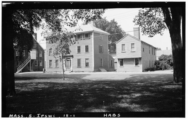 40 North Main Street (House), Ipswich, Essex County, MA