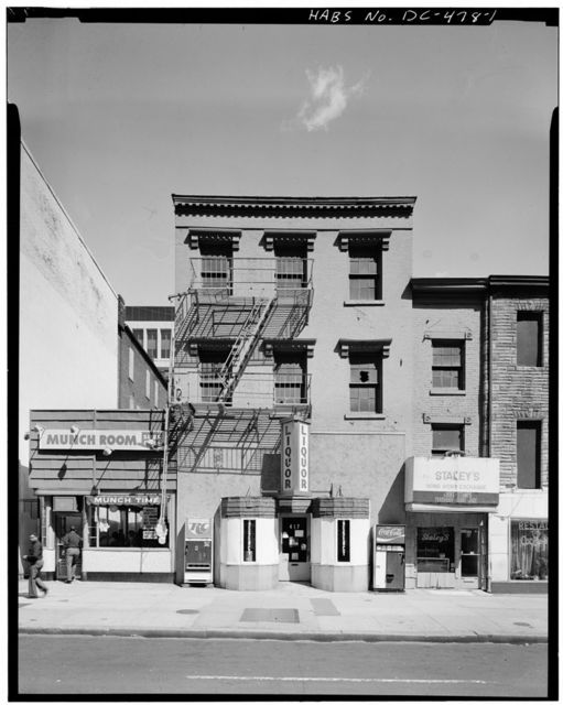 415-417 Eleventh Street (Commercial Buildings), Washington, District of Columbia, DC