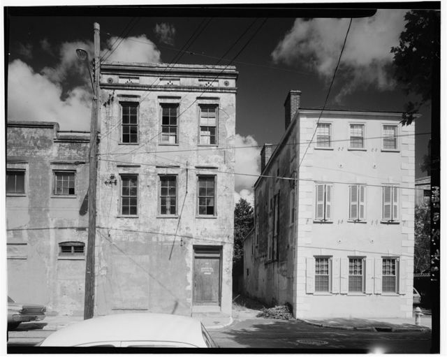 42-44 State Street (Commercial Buildings), Charleston, Charleston County, SC