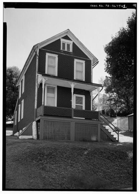 42 Lehigh Street (House), Johnstown, Cambria County, PA