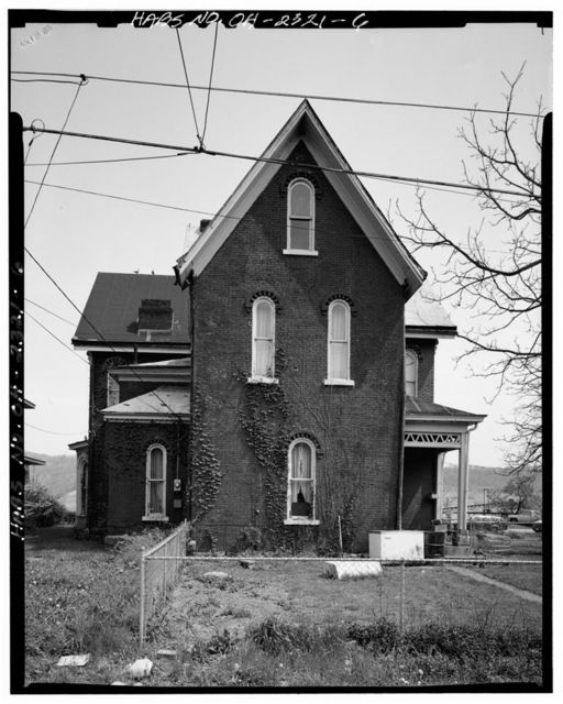 4363 Guernsey Street (House), Bellaire, Belmont County, OH