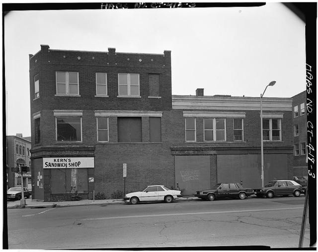 50-58 Crown Street (Commercial Building), New Haven, New Haven County, CT