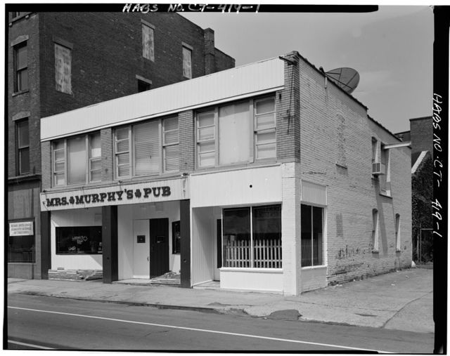 51-55 Crown Street (Commercial Building), New Haven, New Haven County, CT