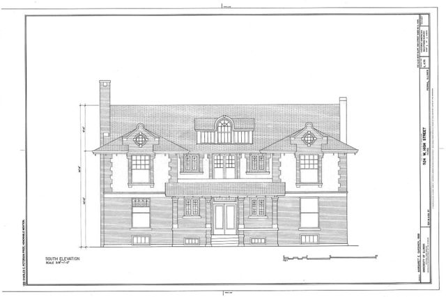 524 West High Street, Peoria, Peoria County, IL