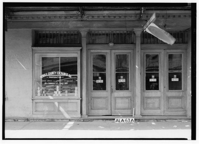58 South Commerce Street (Commercial Building), Mobile, Mobile County, AL