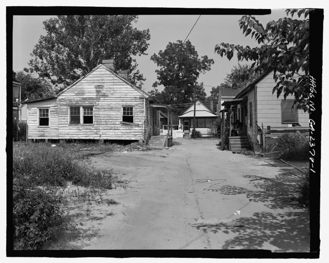 621 Ruben Street (House), Savannah, Chatham County, GA