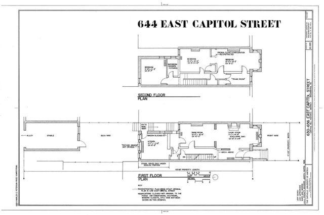 630-656 East Capitol Street, Washington, District of Columbia, DC