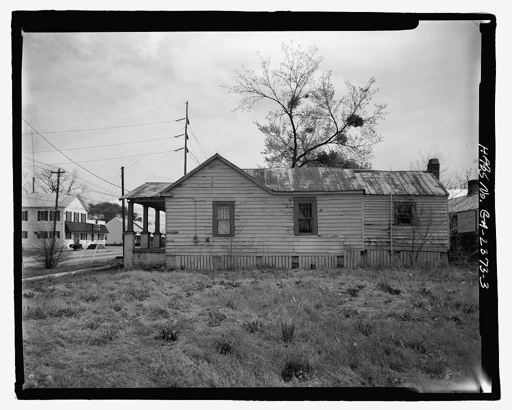 730 Walton Way (House), Augusta, Richmond County, GA