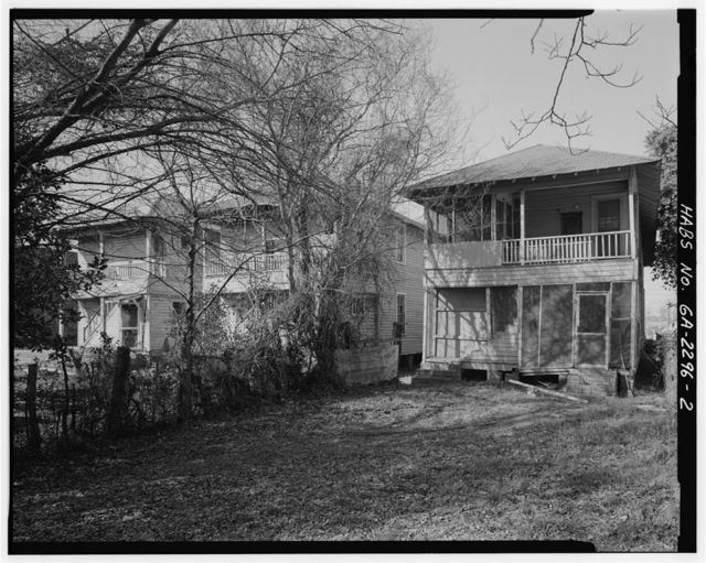 916-918 Fifth Avenue (House), Columbus, Muscogee County, GA