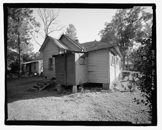 930 Oak Street (House), Waycross, Ware County, GA