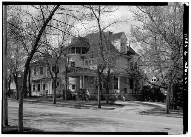 A. J. Seligman House, 802 Madison Avenue, Helena, Lewis and Clark County, MT