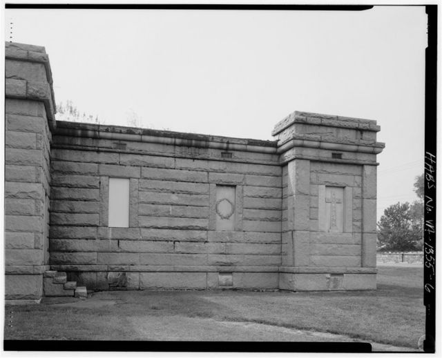 Abbey Mausoleum, Carpenter Road, Arlington, Arlington County, VA