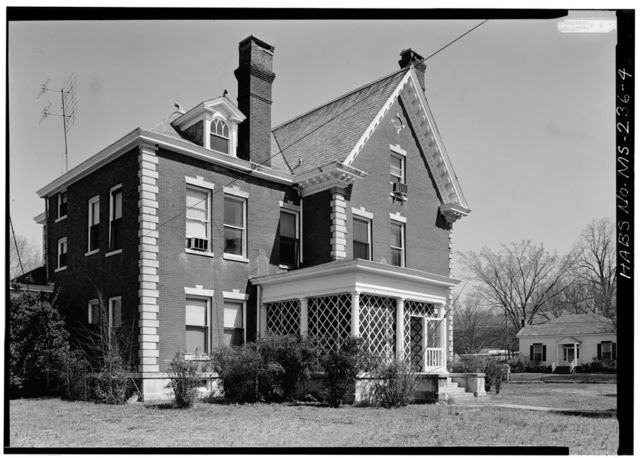 Abe Reubel House, 1109 Jackson Street, Corinth, Alcorn County, MS