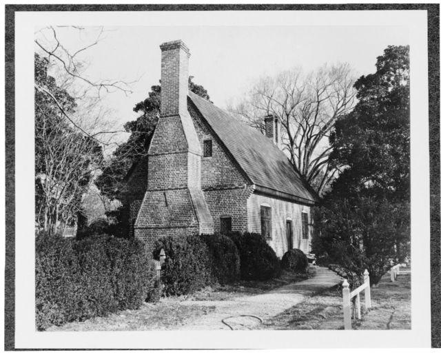 Adam Thoroughgood House, 1636 Parish Road (Thoroughgood Road), Virginia Beach, Virginia Beach, VA
