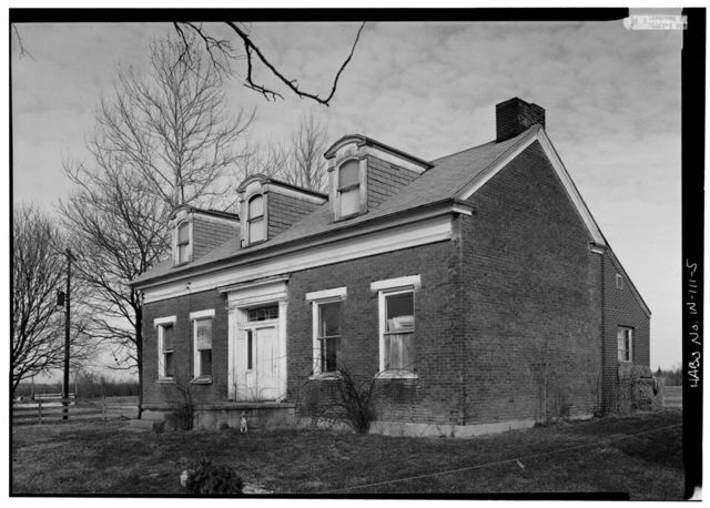 Adams House, Liberty Avenue, Richmond, Wayne County, IN