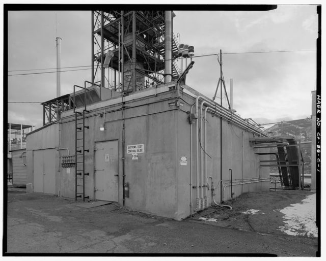Air Force Plant PJKS, Systems Integration Laboratory, Signal Transfer Building, Waterton Canyon Road & Colorado Highway 121, Lakewood, Jefferson County, CO
